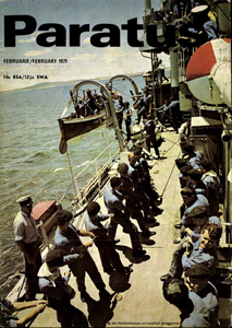 Paratus - February 1971 (Digital Magazine)