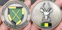 Commemorative Challenge Coin - Infantry School