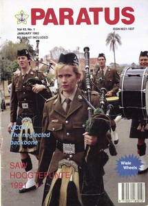 Paratus - January 1992 (Digital Magazine)