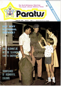 Paratus - January 1976 (Digital Magazine)