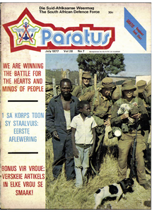 Paratus - July 1977 (Digital Magazine)