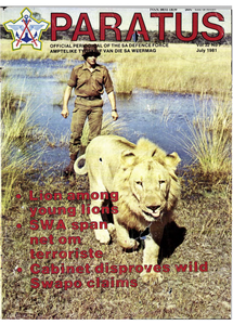 Paratus - July 1981 (Digital Magazine)