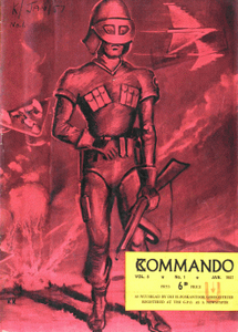 Commando / Kommando - January 1957 (Digital Magazine)