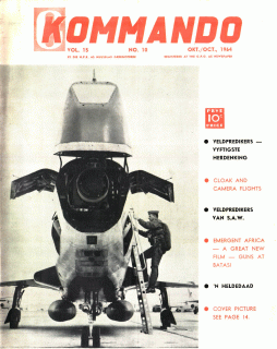 Commando / Kommando - October 1964 (Digital Magazine)