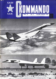 Commando / Kommando - March 1966 (Digital Magazine)