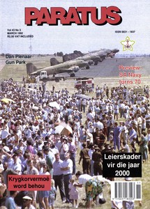 Paratus - March 1992 (Digital Magazine)
