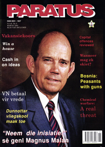 Paratus - March 1993 (Digital Magazine)