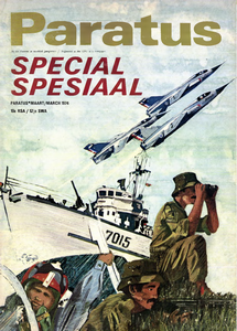 Paratus - March 1974 (Digital Magazine)