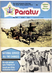 Paratus - May 1977 (Digital Magazine)