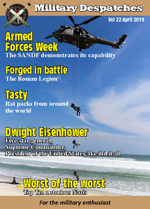 Military Despatches - April 2019 ***FREE eBook, 50 pages***