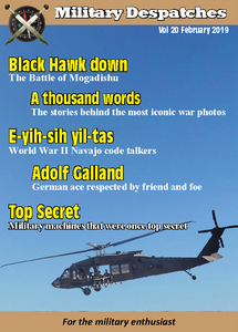 Military Despatches - February 2019 ***FREE eBook, 44 pages***
