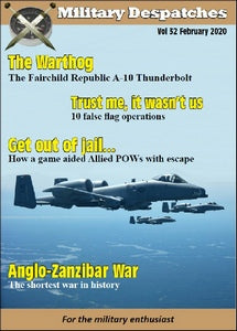 Military Despatches - February 2020 ***FREE eBook, 45 pages***