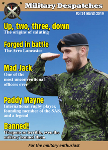 Military Despatches - March 2019 ***FREE eBook, 45 pages***