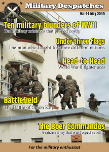 Military Despatches - May 2018 ***FREE eBook, 35 pages***
