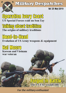 Military Despatches - May 2019 ***FREE eBook, 50 pages***
