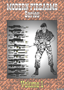Modern Firearms Series - Vol 1  ***eBook, 51 pages***