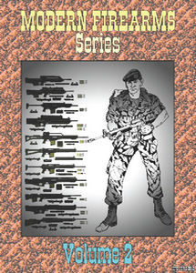 Modern Firearms Series - Vol 2  ***eBook, 50 pages***