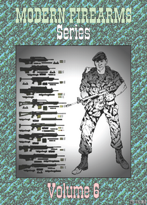 Modern Firearms Series - Vol 6  ***eBook, 57 pages***