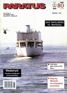 Paratus - November 1992 (Digital Magazine)