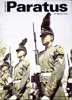 Paratus - November 1970 (Digital Magazine)