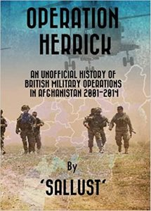 Operation Herrick: An Unofficial History of British Military Operations in Afghanistan 2001-2014 (eBook)