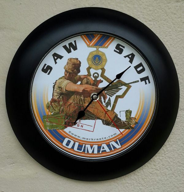 OUMAN Wall Clock