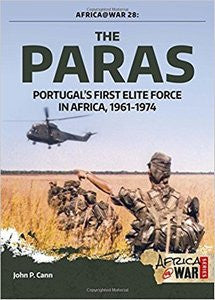 The Paras: Portugal's First Elite Force  (John P Cann)
