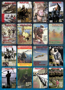 Paratus: Nov 1970 to April 1994 (Digital Magazines on USB Drive)