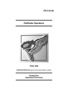 Field Manual: Pathfinder Operations ***eBook, 232 pages***
