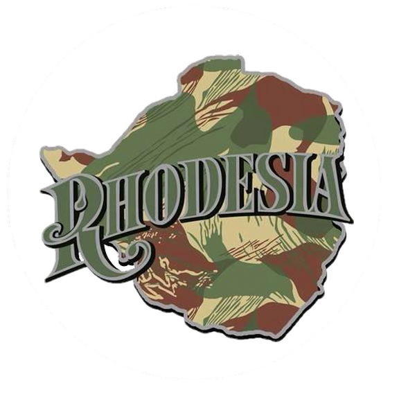RHODESIA - Licence Disc Sticker