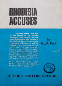 Rhodesia Accuses  ***eBook, 170 pages***