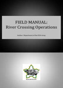Field Manual: River Crossing Operations ***eBook, 180 pages***