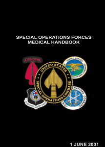 Special Operations Forces Medical Handbook ***eBook, 723 pages***