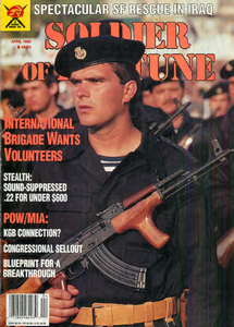 Soldier of Fortune (Digital Magazine) - April 1992