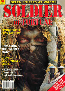 Soldier of Fortune (Digital Magazine) - August 1996
