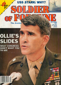 Soldier of Fortune (Digital Magazine) - December 1987