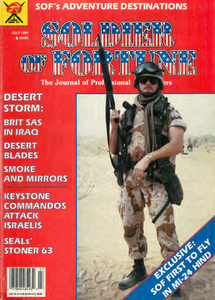 Soldier of Fortune (Digital Magazine) - July 1991