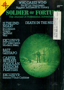 Soldier of Fortune (Digital Magazine) - June 1979