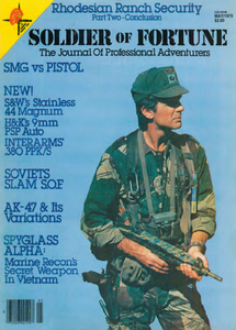 Soldier of Fortune (Digital Magazine) - May 1979