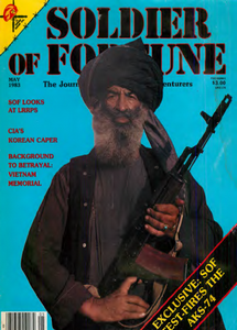 Soldier of Fortune (Digital Magazine) - May 1983