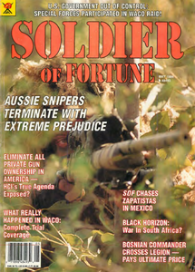 Soldier of Fortune (Digital Magazine) - May 1994