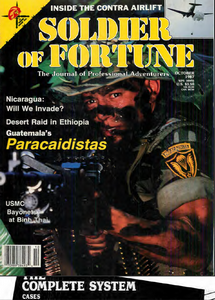 Soldier of Fortune (Digital Magazine) - October 1987