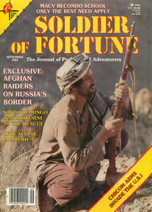 Soldier of Fortune (Digital Magazine) - September 1984