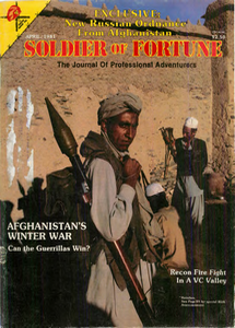 Soldier of Fortune (Digital Magazine) - April 1981