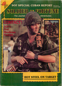 Soldier of Fortune (Digital Magazine) - August 1980