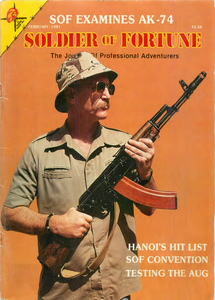 Soldier of Fortune (Digital Magazine) - February 1981