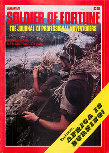 Soldier of Fortune (Digital Magazine) - January 1978