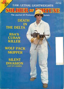 Soldier of Fortune (Digital Magazine) - June 1980