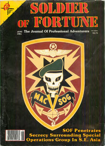 Soldier of Fortune (Digital Magazine) - June 1981
