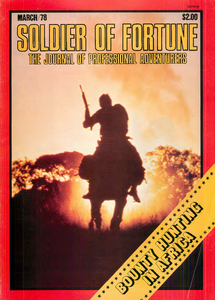 Soldier of Fortune (Digital Magazine) - March 1978